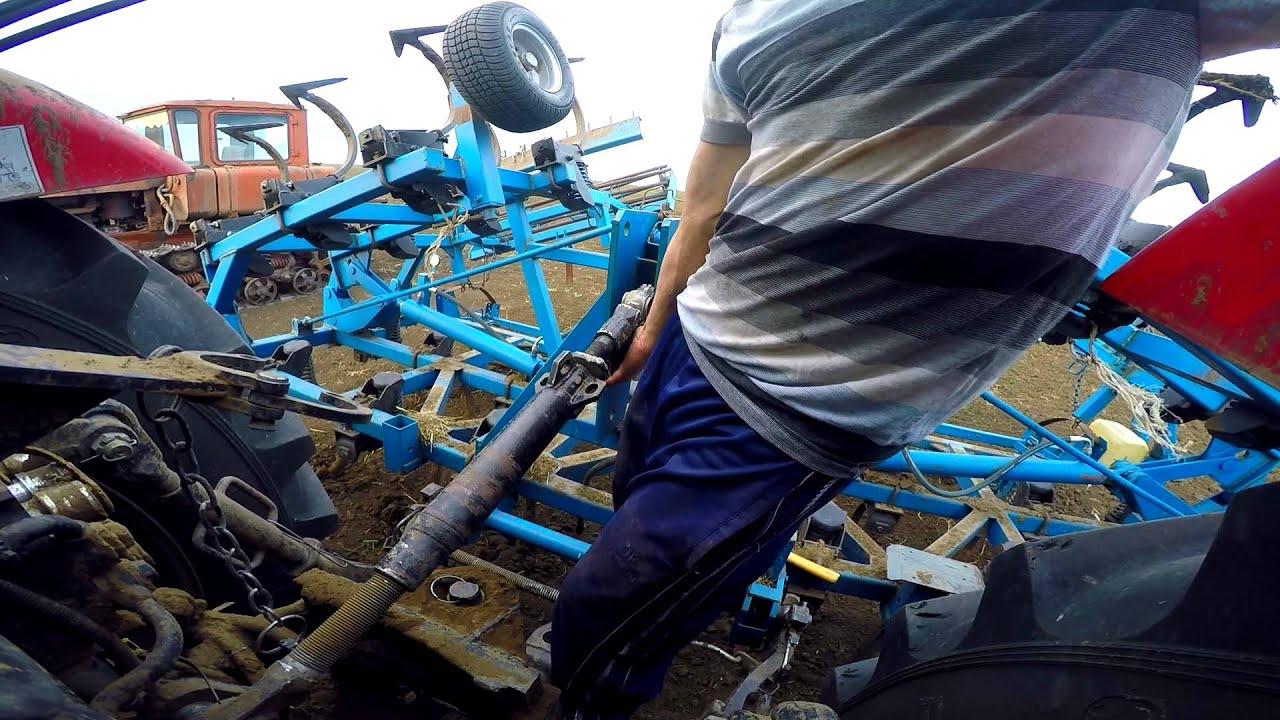МТЗ 2022.3  Слабые места трактора спустя сезон работы и.