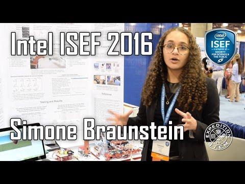 Intel ISEF 2016 - Award Winning Project in Robotic Surgery