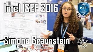 Intel ISEF 2016 - Award Winning Project in Robotic Surgery