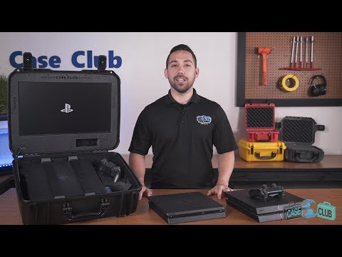 Case Club PlayStation 4 Portable Gaming Station, Gen 2 - Overview
