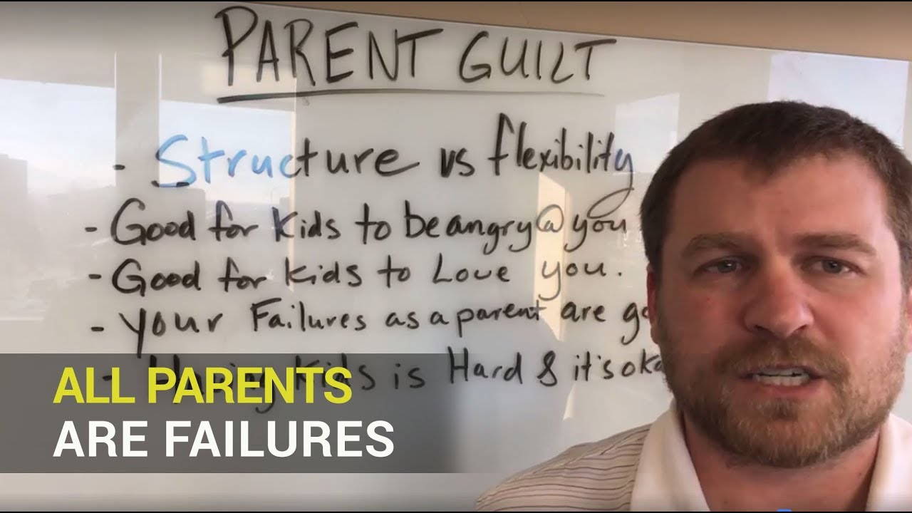 Betrayal Trauma & Addiction Recovery: All parents are Failures