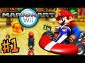 """LET'S GO!"" - Ali-A Plays - Mario Kart Wii #1!"