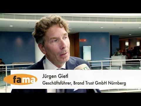Jürgen Gietl, Brand Trust GmbH - Vom professionellen Marketing zur führenden Messe-Marke