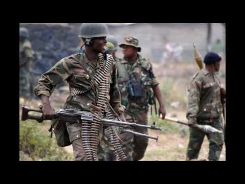 Breaking News : M23 Clashes with FARDC in north Kivu Province Eastern DRC