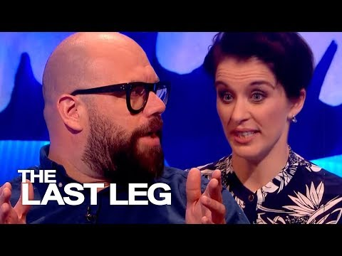 Vicky McClure and Tom Davis' Gun Experiences  The Last Leg