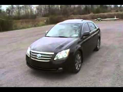 2005 toyota avalon touring youtube. Black Bedroom Furniture Sets. Home Design Ideas
