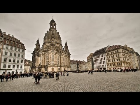LIVE: 70th anniversary of WWII bombing of Dresden