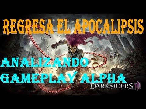 ANÁLISIS DEL GAMEPLAY DE DARKSIDERS III Y REFLEXIONES