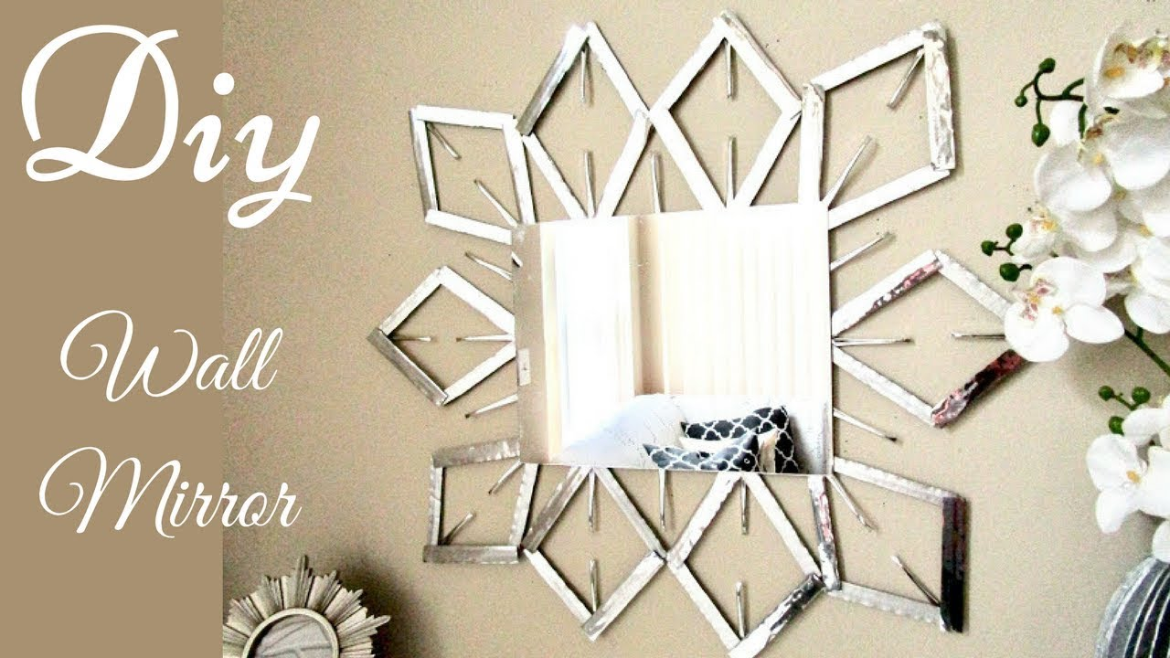 Diy Wall Decor That Is Easy To Make Using Regular Items