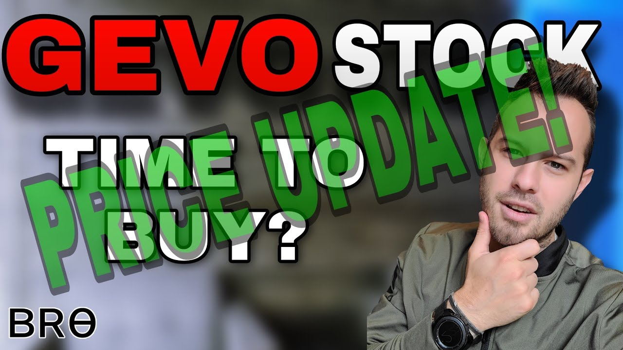 Why Gevo Stock Was Soaring Again Today