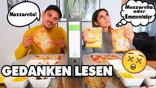 GEDANKEN LESEN - PIZZA CHALLENGE ! KENNT HAKAN DIE ZUTATEN ?! TBATB