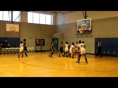Detroit West Side Academy Girls Basketball vs Leadership Academy 2017-18