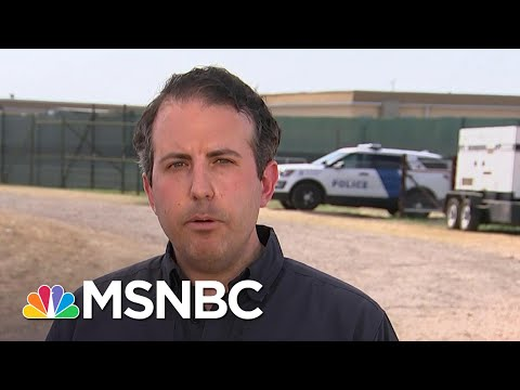 Gutierrez Gets First Inside Look At HHS Facility Housing Migrant Children In TX | Deadline | MSNBC
