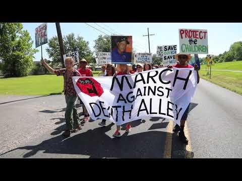 Breaking: Environmental Justice March Hits Road Block in Louisiana's