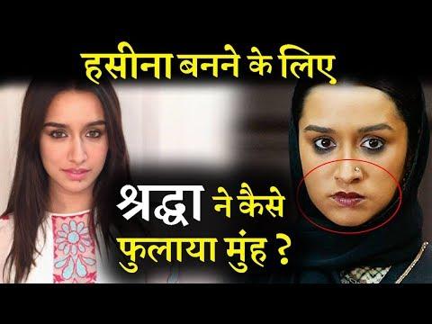 Secret Of Shraddha Kapoor Swollen Chicks...