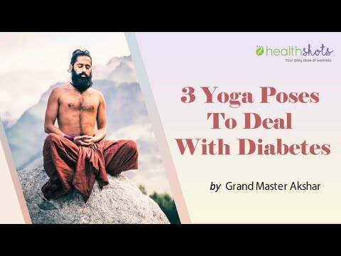 yoga masterclass  3 yoga poses to deal with diabetes