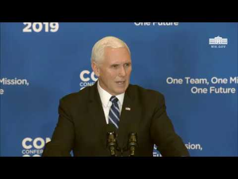 Vice President Pence Delivers Remarks to the Global Chiefs of Mission Conference