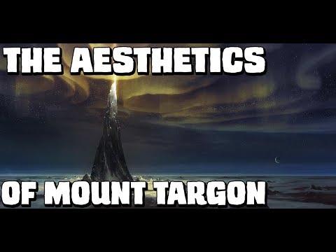 The Aesthetics of Mount Targon - League of Legends art analysis