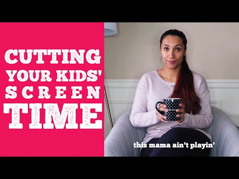 How you can Limit Your Son Or Daughter's Screen Time