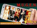 NARUTO, DRAGON BALL, ONE PIECE, BLEACH ( M.U.G.E.N. ) Download For Android