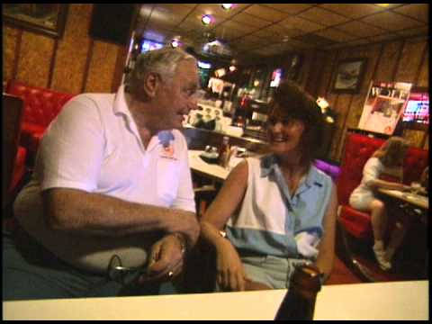 Ernest Borgnine's Italian Dinner in Mitchellville, Iowa