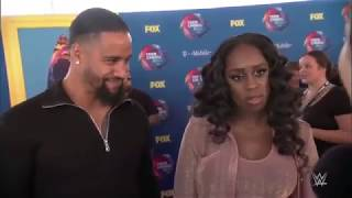 Naomi On Wanting To Face Melina At WWE Evolution