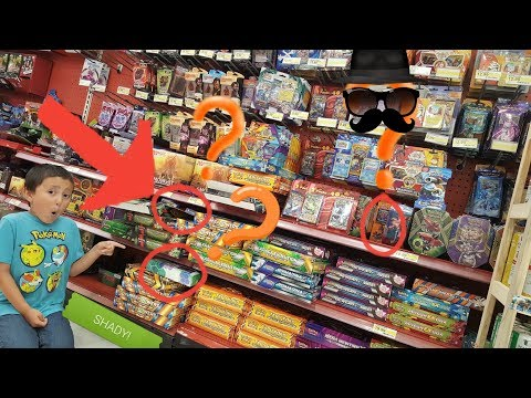 3 TARGET STORES!! Hunting and Finding ULTIMATE HIDDEN MYSTERY POKEMON CARDS! Crazy Collection Box!