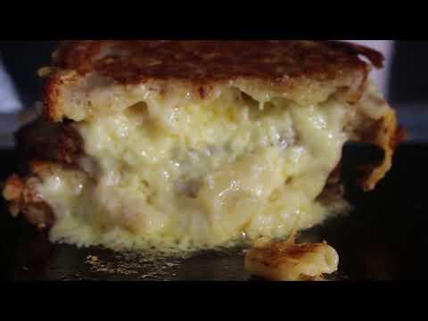 Mac & Cheese Toasty Nice & Cheesy Dublin