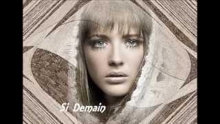 """Si Demain ""Je tourne en rond ღ Bonnie Tyler ღ et Kareen Antonn ღ"