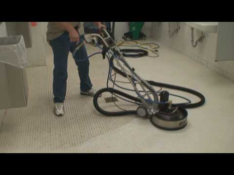 Absolute Cleaning Rotovac Tile and Grout Cleaning.wmv