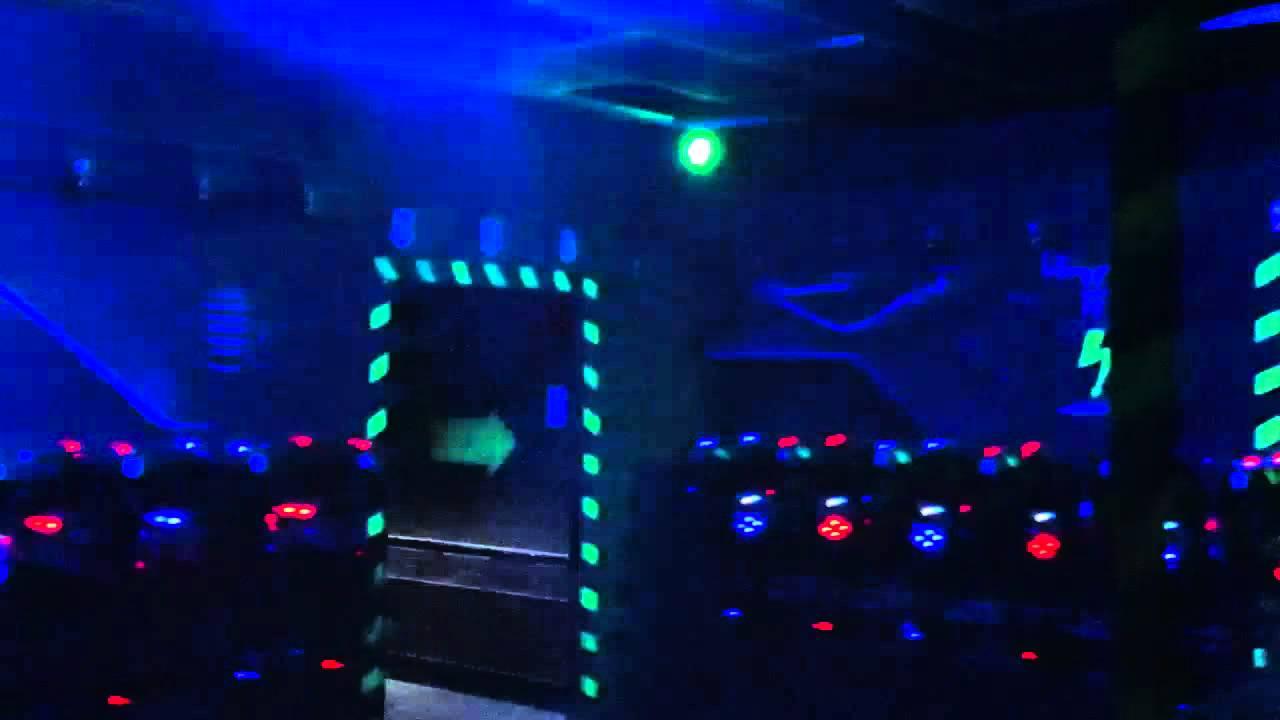 Lasermaxx Evo 5 Dmx Demonstration Youtube