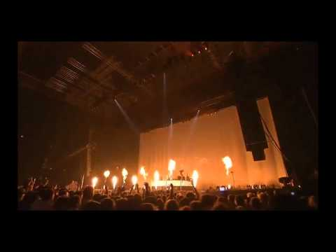 DJ Tiësto - Carpe Noctum (Fire Element Mix) Live HD