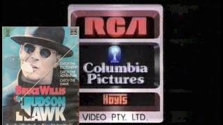 Opening to Hudson Hawk 1991 VHS (Australia)