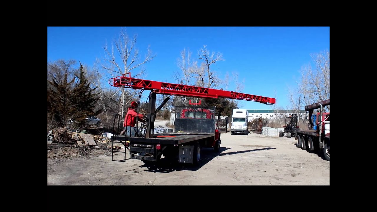 1987 Ford LN8000 conveyor truck for sale | sold at auction March 13, 2014