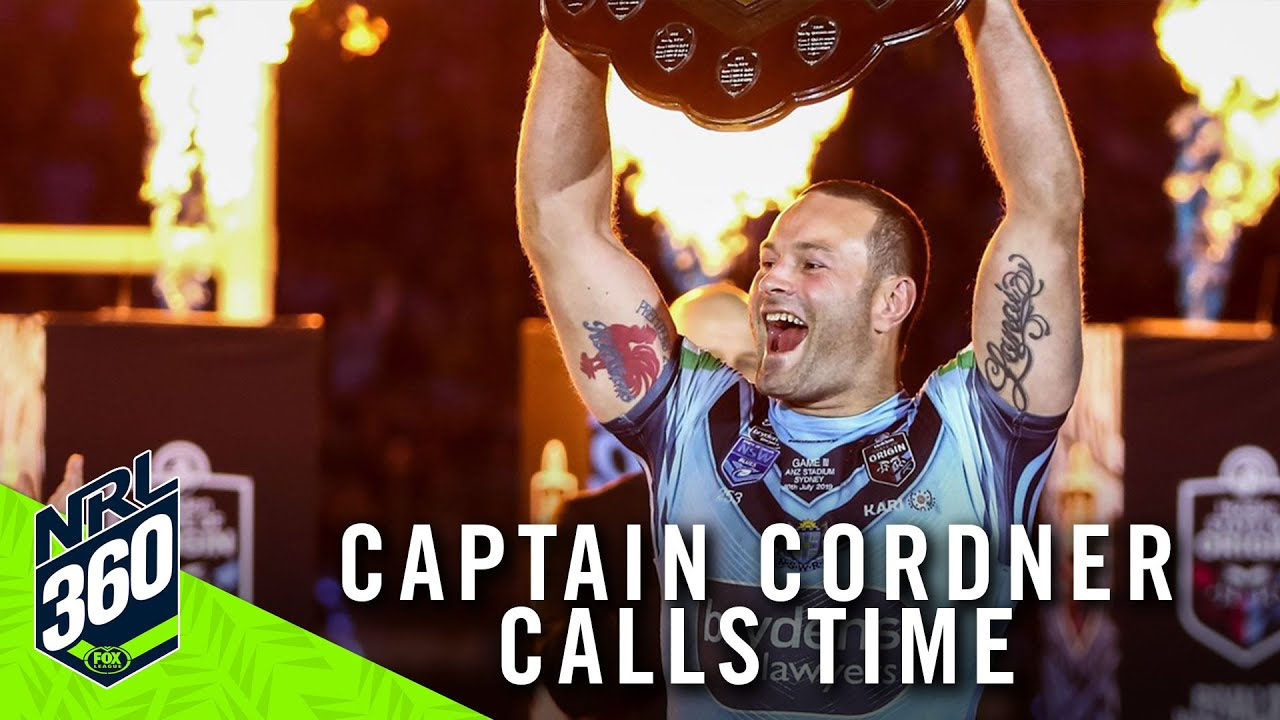 Captain Cordner calls time, where to for the Roosters? I NRL 360 I Fox League