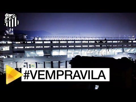 #VEMPRAVILA - Santos x Estudiantes - LIBERTADORES 2018