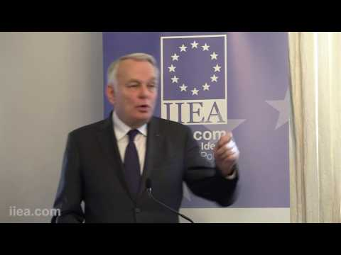 Jean Marc Ayrault - The Need for Europe