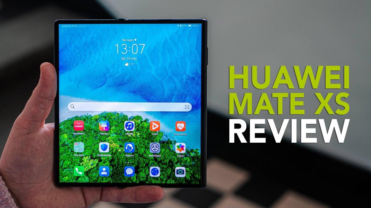 Huawei Mate XS review: prachtig apparaat, maar te beperkt