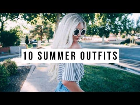 10 SUMMER OUTFIT IDEAS UNDER $50!   Aspyn Ovard