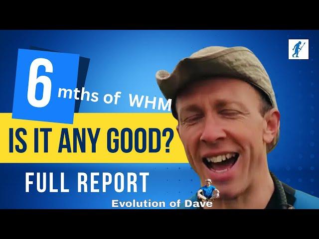 Wim Hof method half a year in, full report