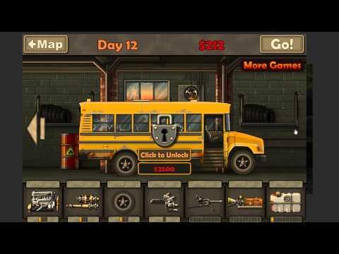 Earn To Die 2012 - Webová hra