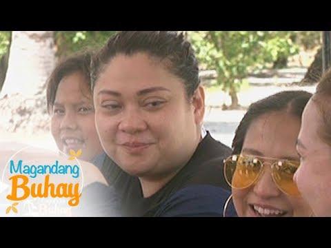 Magandang Buhay: Dating y star Via Veloso, napaluha dahil kay Karla