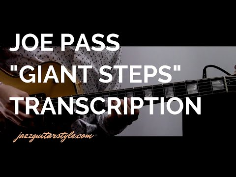 Giant Steps Joe Pass