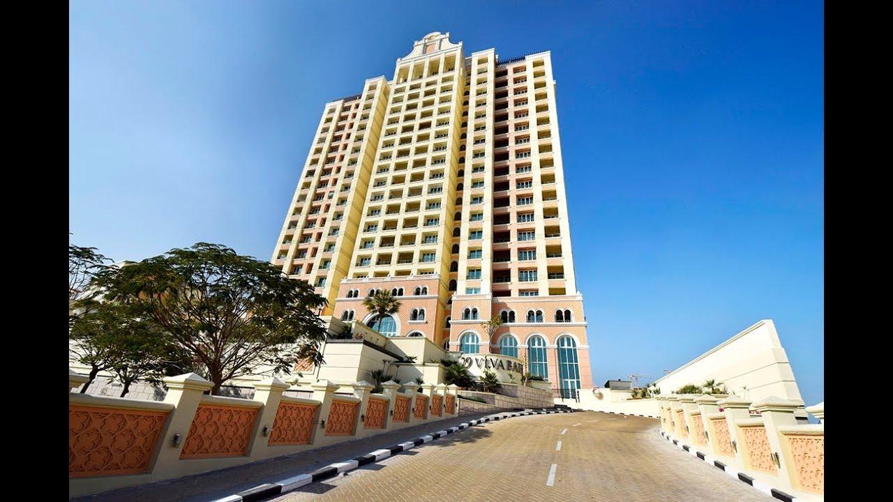 Studio Apartment Qatar studio apartment for rent at the pearl qatar viva bhariya doha ref