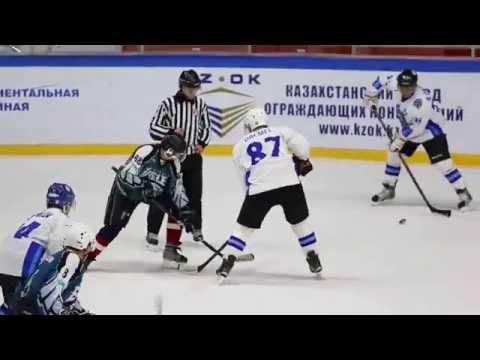 Голы Barys Fans (Astana Eagles vs Barys Fans 28.11.2015)