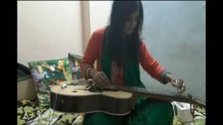 Download Hindi Video Songs - Chhath (छठ) Folk Song (Indian Slide Guitar)