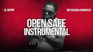 "Lil Wayne ""Open Safe"" Instrumental Prod. by Dices *FREE DL*"