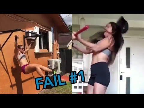 Quarantine Workout Fail Compilation 2020