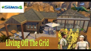 Living Off The Grid LP  Sims 4