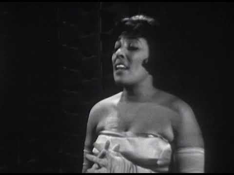 "Carmen McRae ""Isn't It Romantic"" on The Ed Sullivan Show"